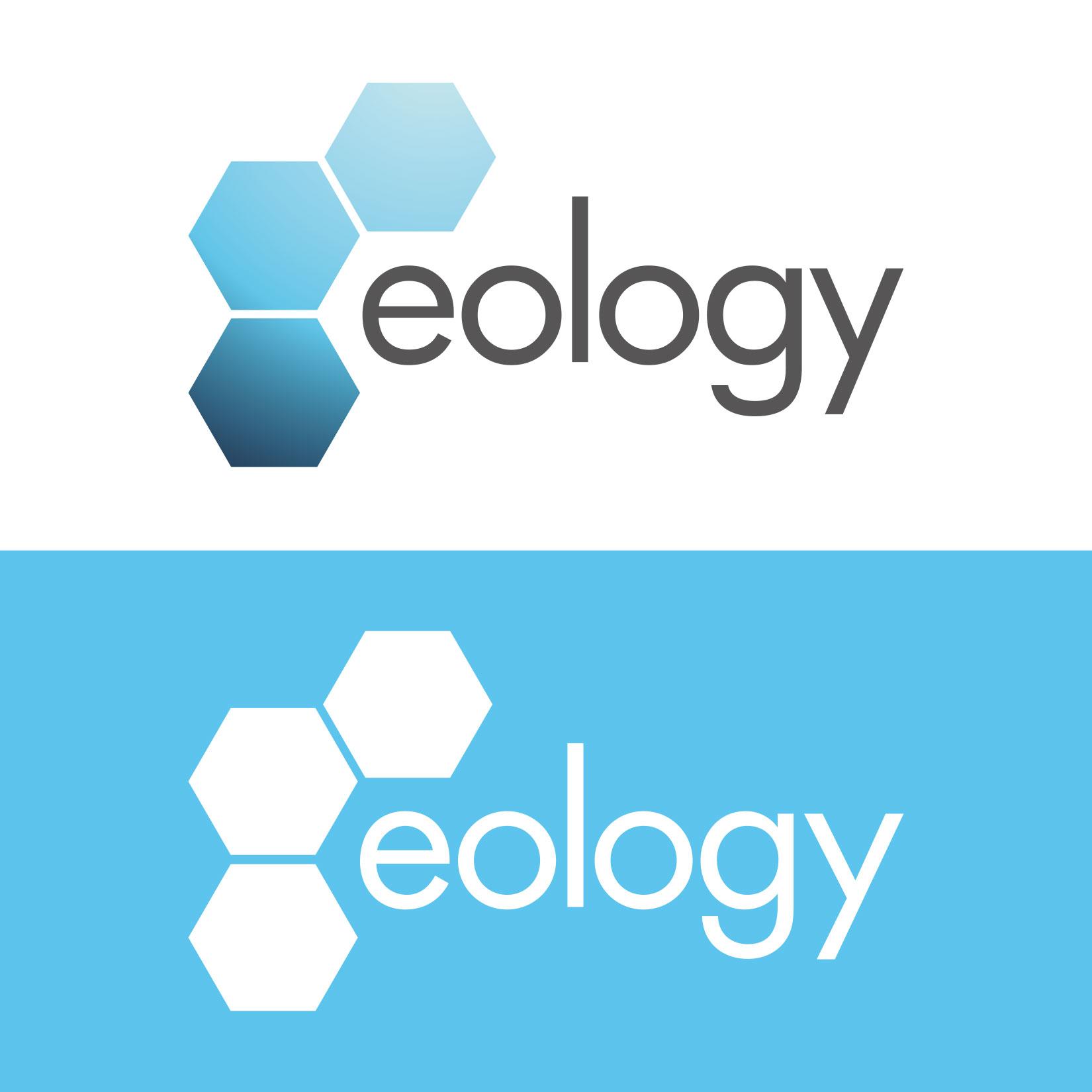 Eology Corporate Design Logoevolution