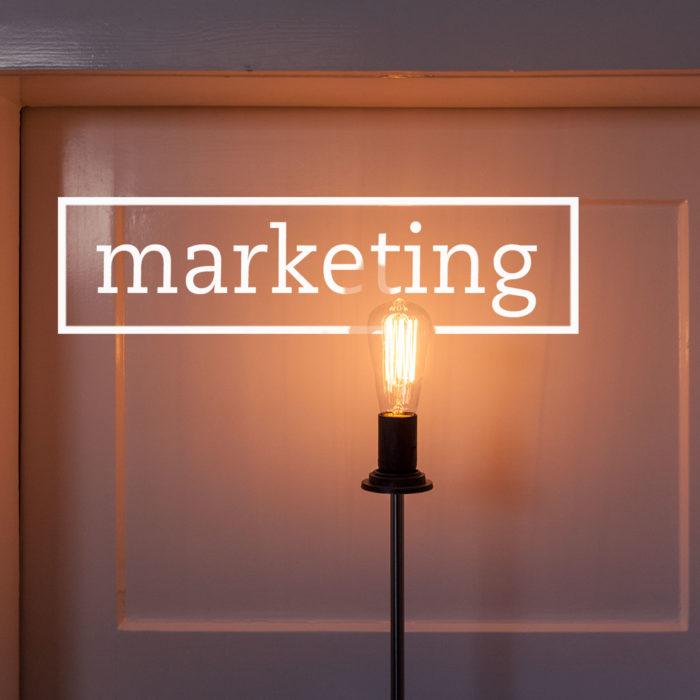 Marketing Ideen Design