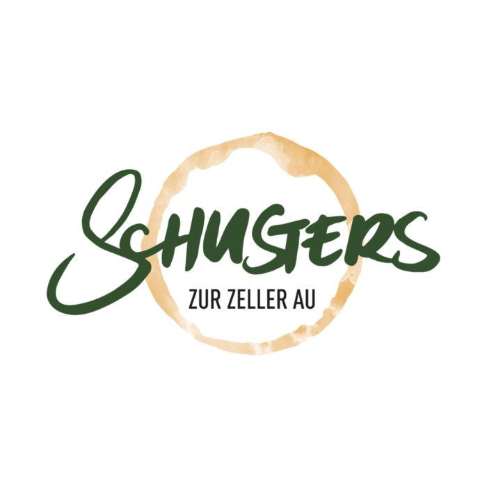 ZurZellerAu Schusters Logogestaltung Würzburg