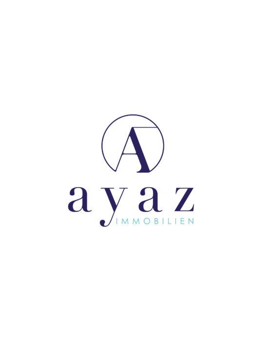 Logogestaltung-Ayaz-Immobilien