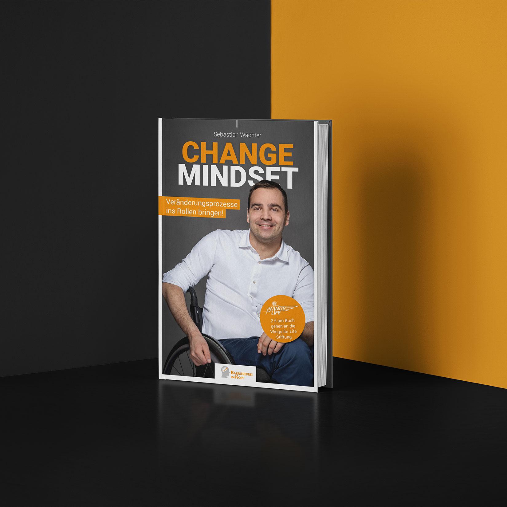 Barrierefrei im Kopf Bookcover Change Mindset