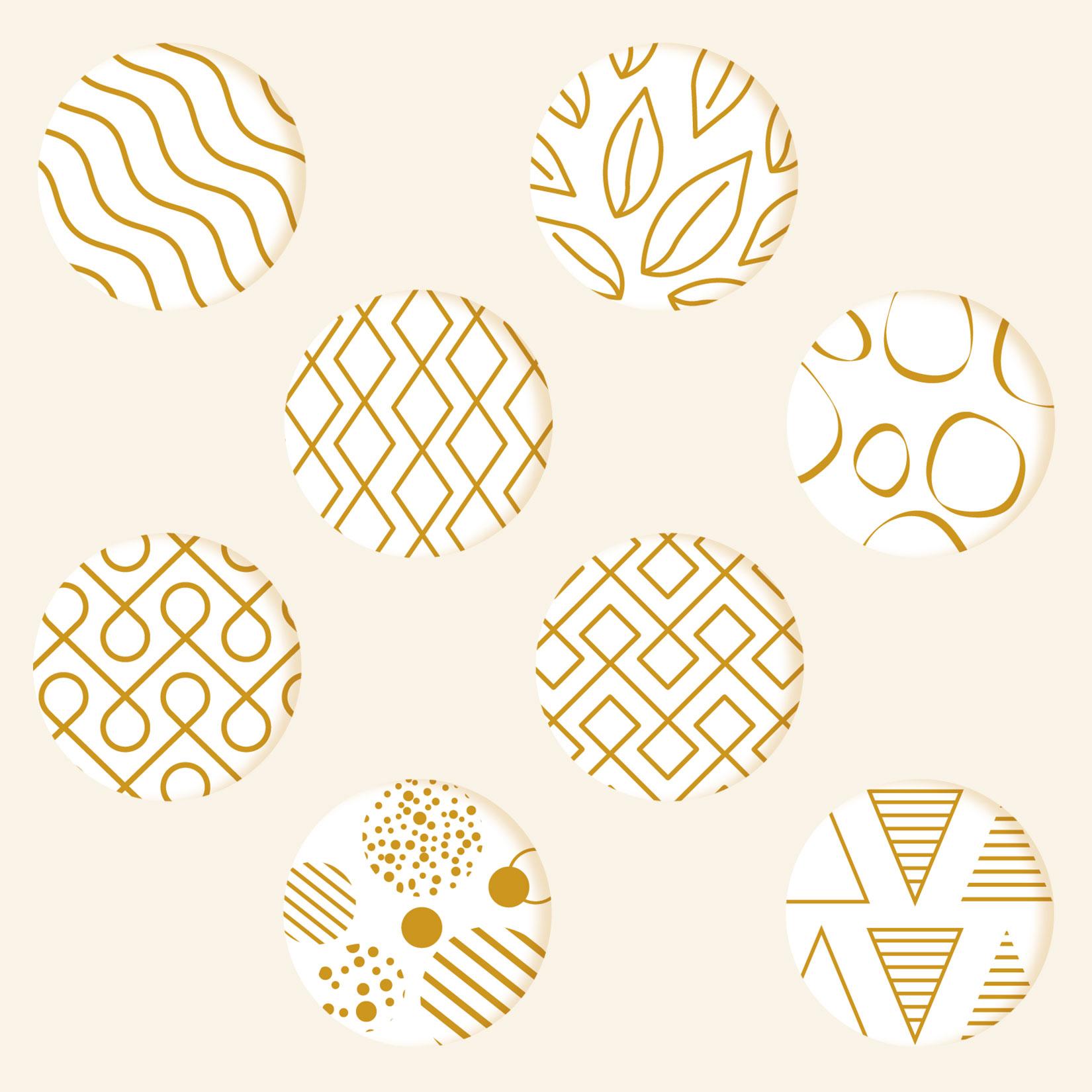 Pattern von Jalall D'or
