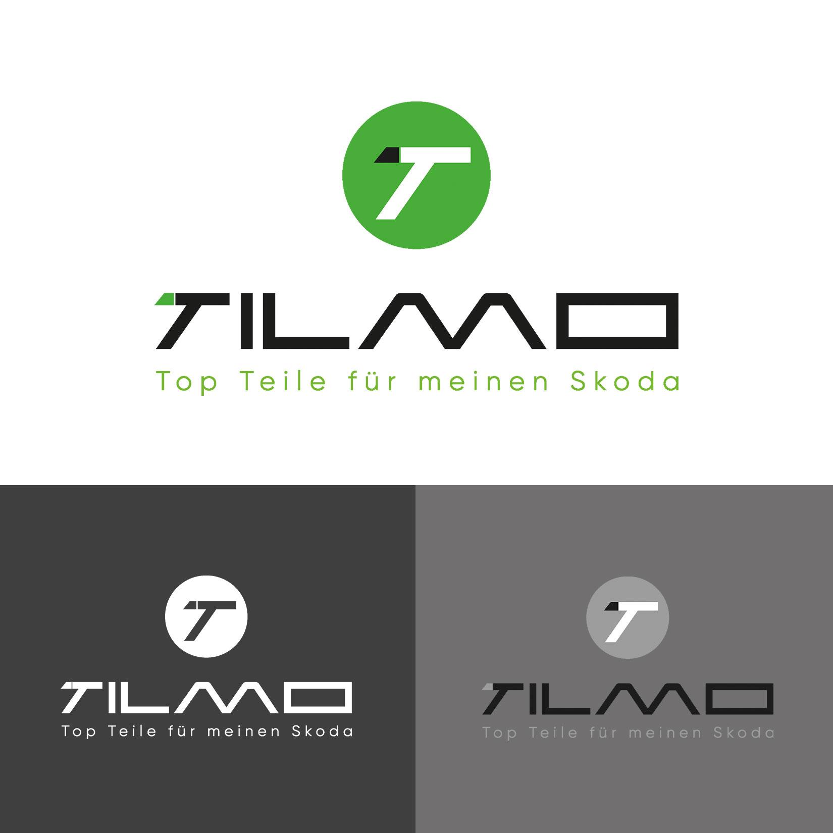 Tilmo Logogestaltung