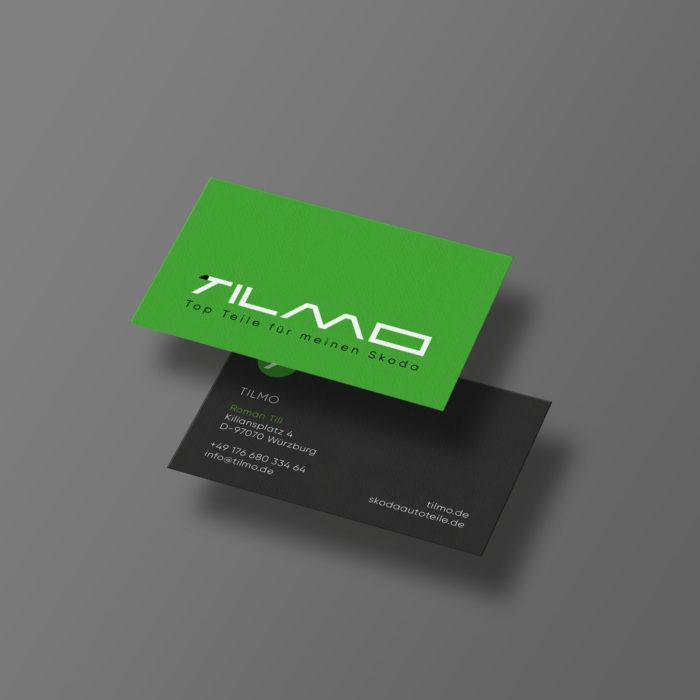 Visitenkarten Tilmo