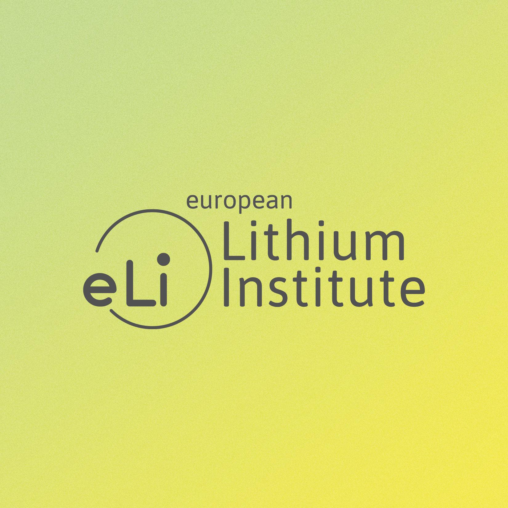 European Lithium Institute Logo