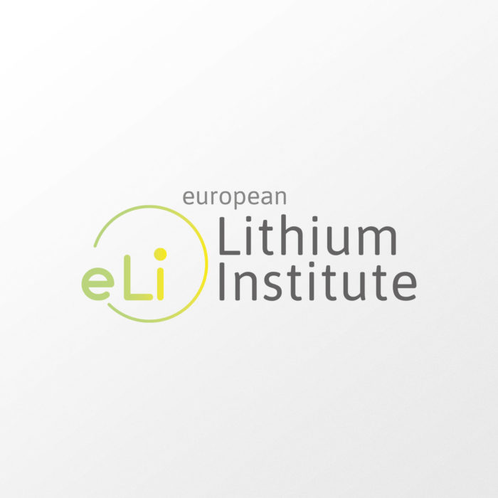 European Lithium Institute Fraunhofer ISC Logo Design
