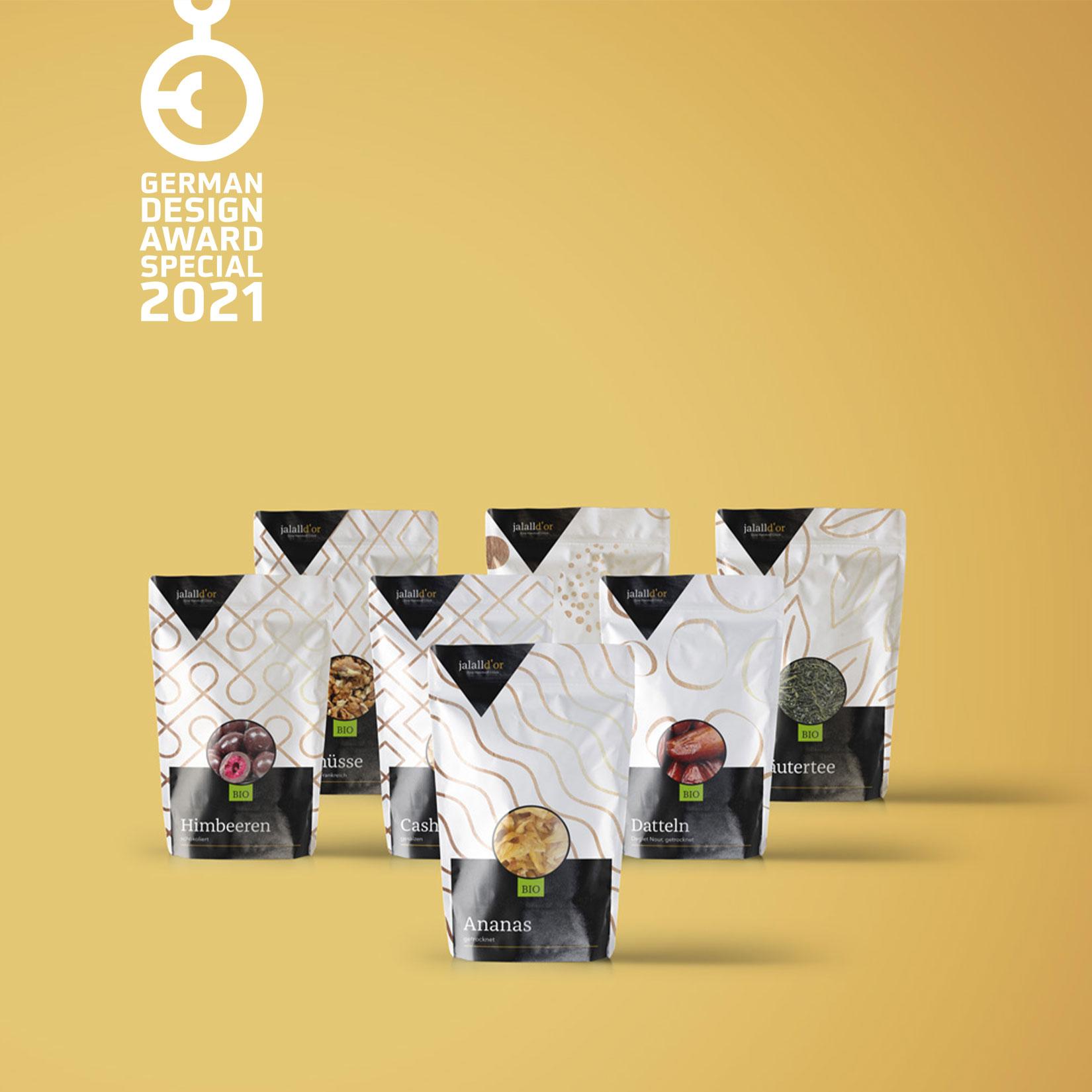 German Design Award Verkündung Jalall D'or