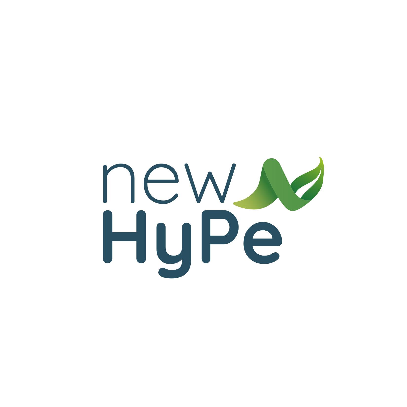 Logogestaltung NewHype ISC
