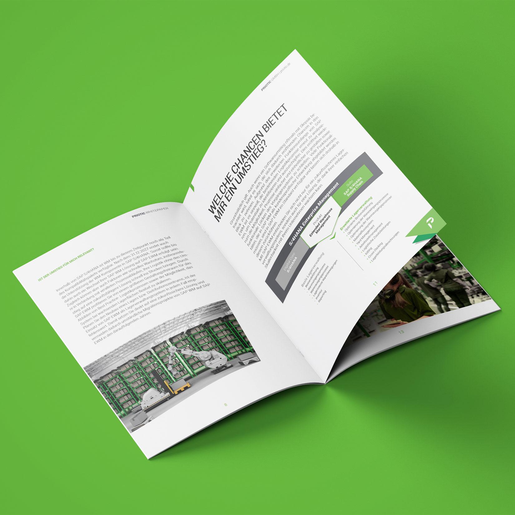 Priotic Corporate Design Whitepaper
