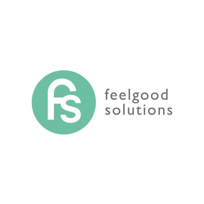 feelgood solutions Logogestaltung