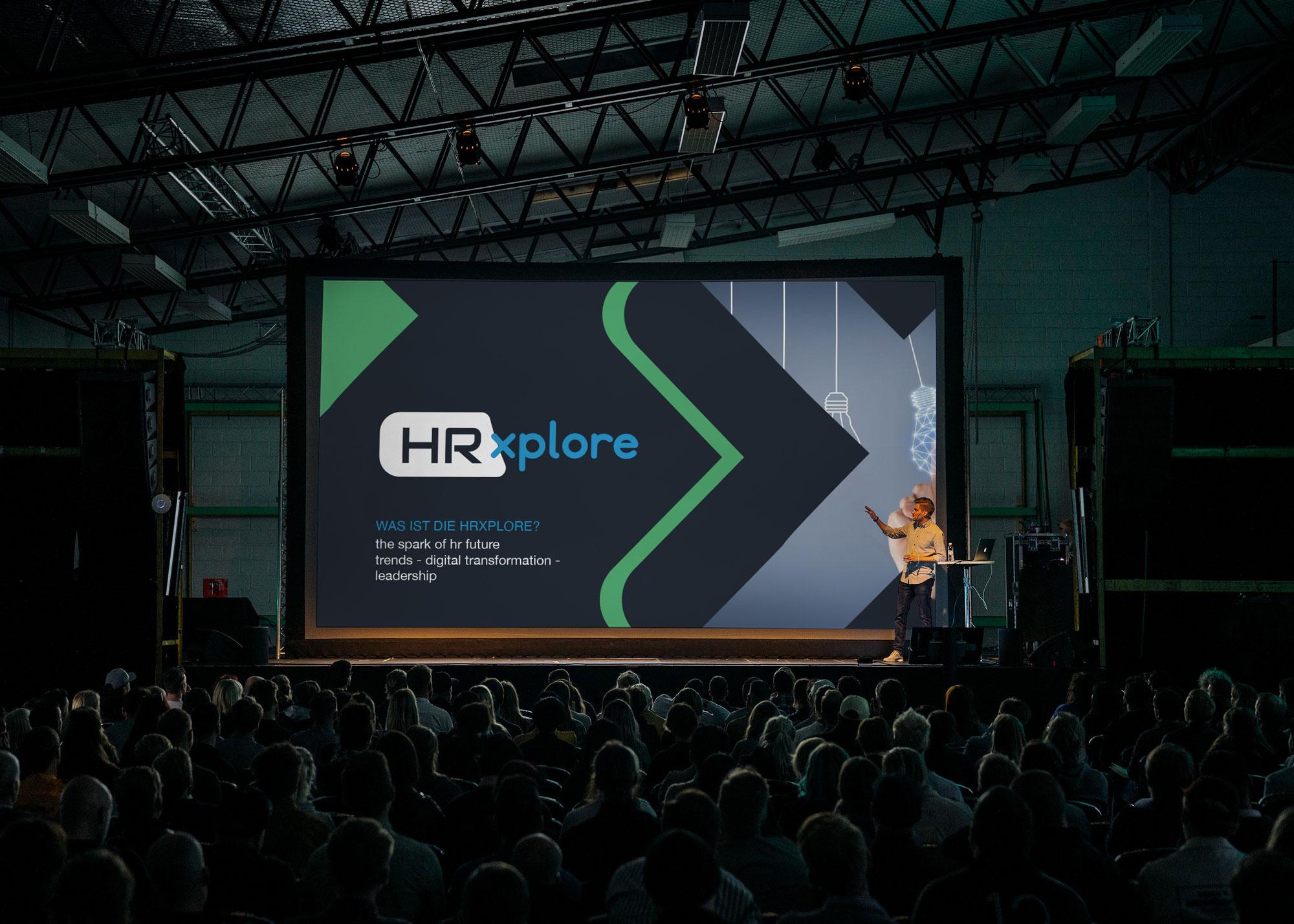 HRxplore Presäntation Design