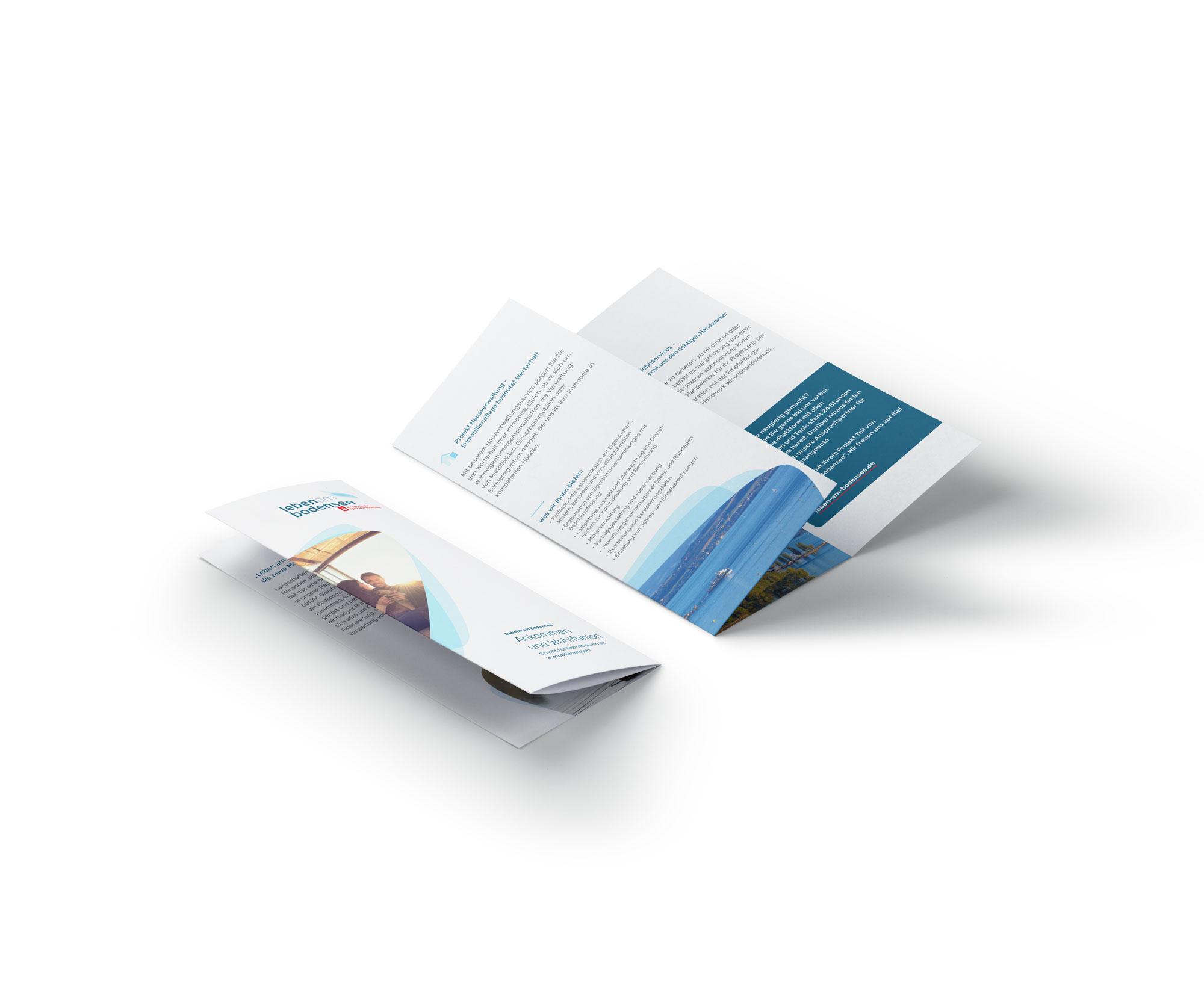 Flyer Gestaltung Marketing