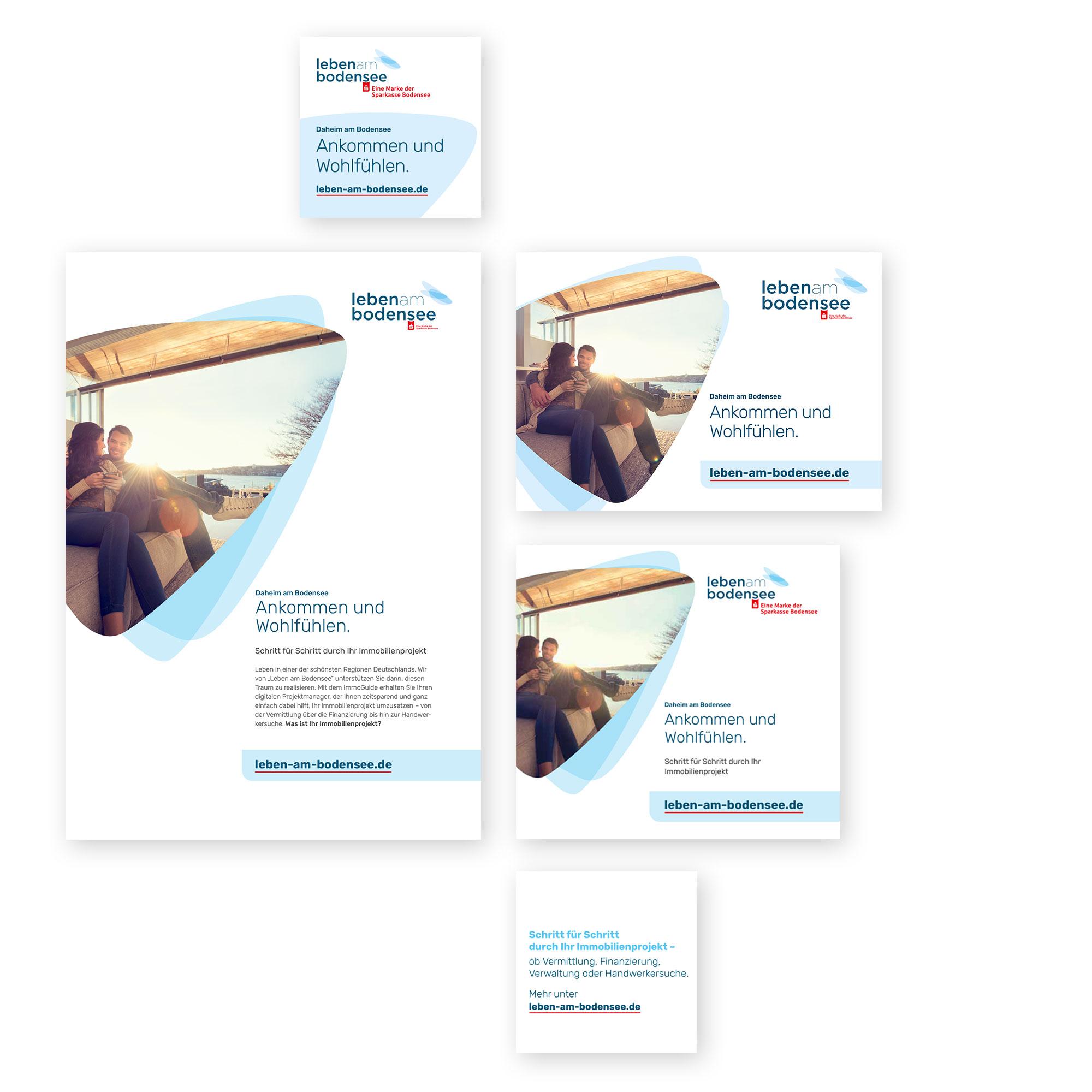 Kommunikationsmittel Übersicht Corporate Design