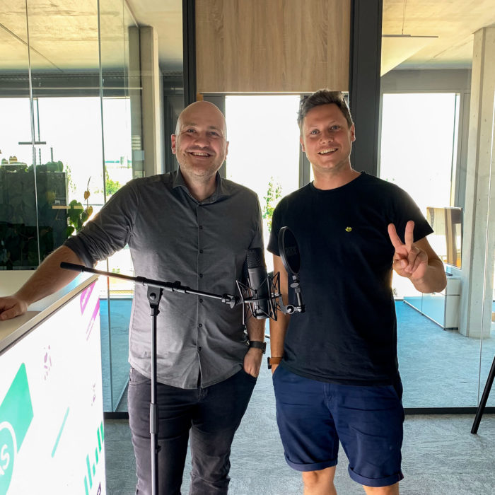 Johannes Breidenbach zu Gast beim E2N Podcast
